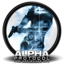 game-icons:a:alpha-protocol-alpha-protocol-5-exhumed.png