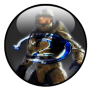game-icons:h:halo-halo2-frosty-juggalo.png