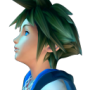 game-icons:k:kingdom-hearts-sora-face-neokratos.png