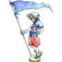 game-icons:k:kingdom-hearts-sora-flag-neokratos.png