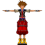 game-icons:k:kingdom-hearts-sora-limit-form-neokratos.png