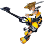 game-icons:k:kingdom-hearts-sora-master-form-neokratos.png