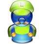 game-icons:m:mario-bros-luigui-iconshock.png