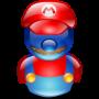game-icons:m:mario-bros-mario-iconshock.png