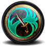 game-icons:r:runes-of-magic-runes-of-magic-rogue-1-exhumed.png