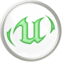 game-icons:u:unreal-tournament-unrea9-exhumed.png