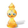 game-icons:v:vista-chess-queen-yellow-icons-land.png